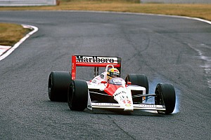 """Alonso tesztje Senna McLarenjével: """"Sosem felejtem el ezt a napot!"""" (videó)"""