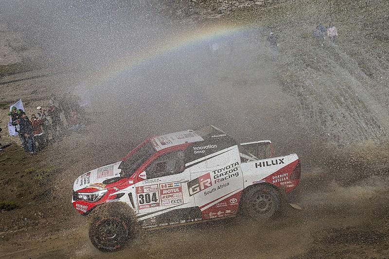 """Toyota: """"No vemos posible ganar a Peugeot salvo que fallen"""""""