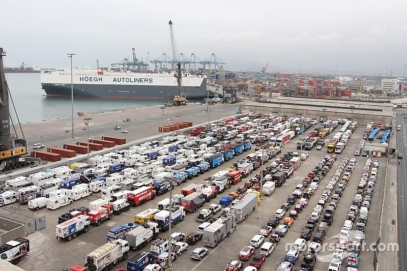 En Lima se respira Dakar