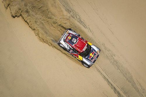 Óriásit bukott Bryce Menzies a 2018-as Dakar második szakaszán