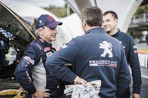 Sainz niega la acusación sobre el atropello a un piloto de quad