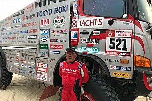 El abuelo del Dakar quiere correr hasta los 100 años