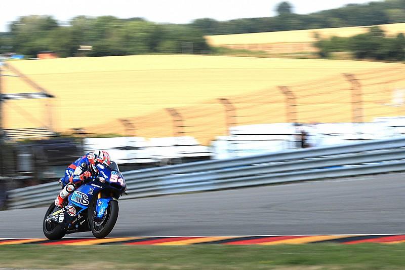 Moto2 Duitsland: Pasini vliegt naar pole, Bendsneyder blijft steken op P21
