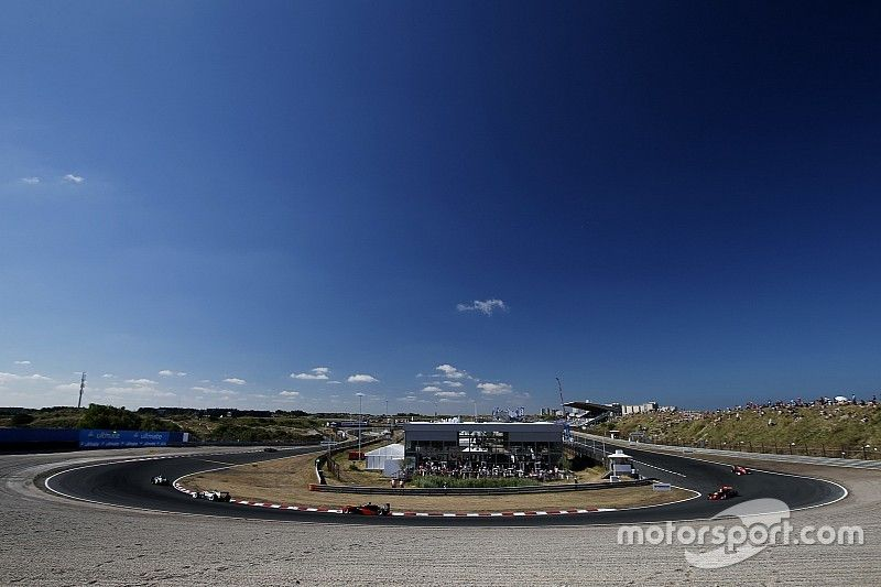 Dutch F1 race efforts won't get state support