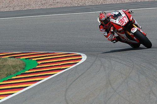 中上FP2で躍進の7番手。初日最速はロレンソ|MotoGPドイツGP初日
