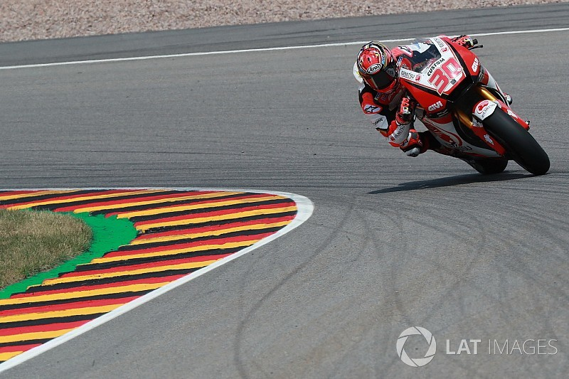 "Nakagami ""not happy"" with rookie season so far"