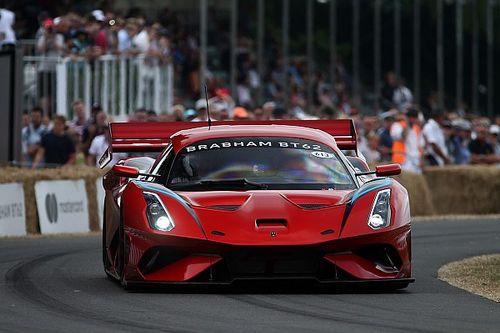 Brabham: la BT62 è attesa al debutto in gara già in questa stagione