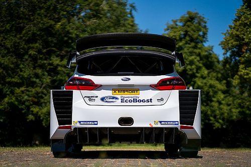 Seul Ogier aura l'évolution aéro de Ford en Finlande