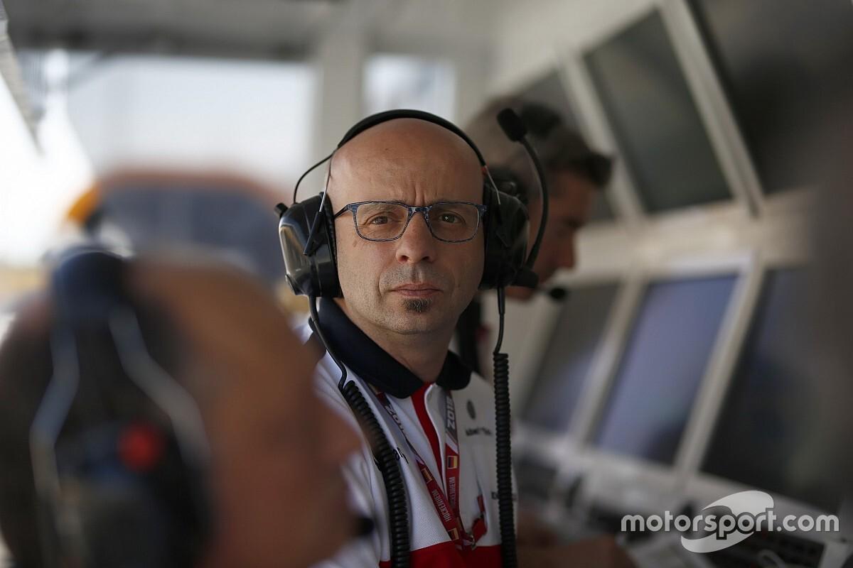 Реста начнет работу в Ferrari с 1 ноября