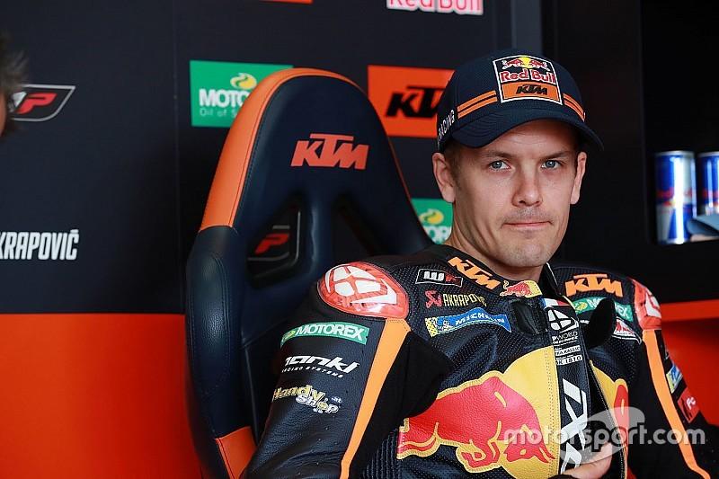 Kallio mist Grand Prix van Oostenrijk na operatie aan gekwetste knie
