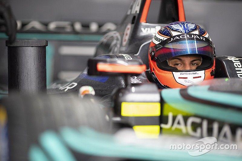 "Evans driven by ""hurt"" from lack of regular Jaguar FE podiums"
