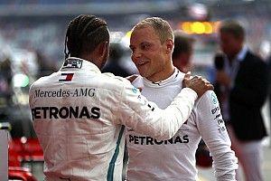 «Пока мы с Льюисом в равных условиях». Боттас отказался считать себя вторым номером