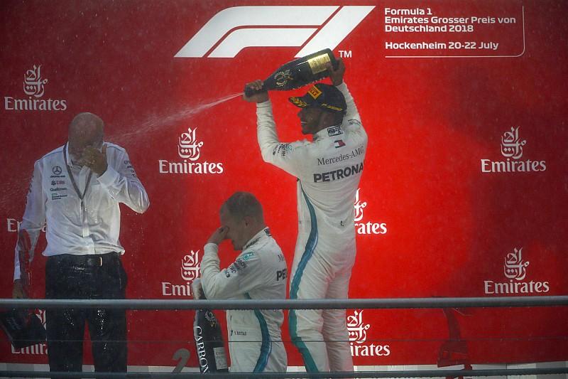 """Brawn: """"Hamilton megérdemli a német győzelmet, még ha segítséget is kapott"""""""