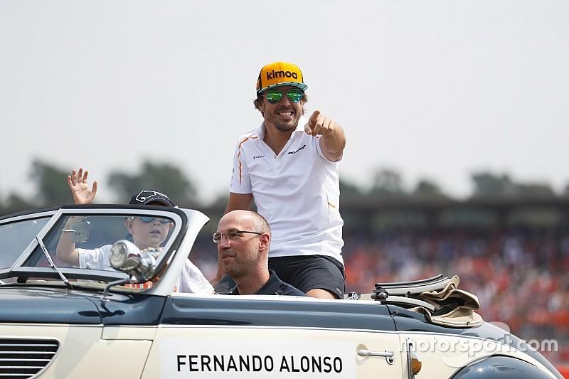 Alonso: Imádom a magyar szurkolókat, nagyon szenvedélyesek az F1 iránt