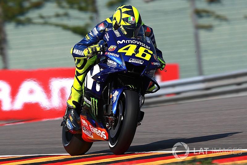 """L'Allemagne, """"meilleure course"""" de Rossi cette saison"""