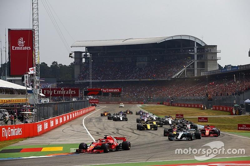 Los horarios y dónde ver el GP de Alemania 2019 de F1