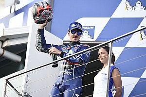 Viñales sur le podium pour la première fois depuis Silverstone