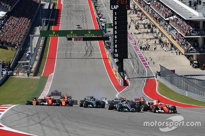 """美洲赛道期待成为F1在美国的""""长期大本营"""""""