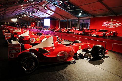 Video/4: l'era Schumacher, l'epopea mondiale della Ferrari campione