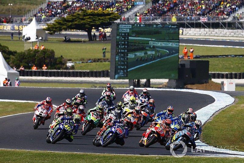 Dorna en Phillip Island staan open voor eerdere starttijd MotoGP