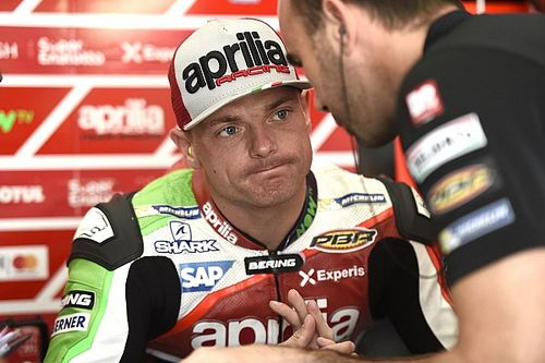 "Aprilia ""overestimated itself"" when it signed Lowes"