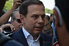 Doria: Privatização do autódromo contribuirá com segurança