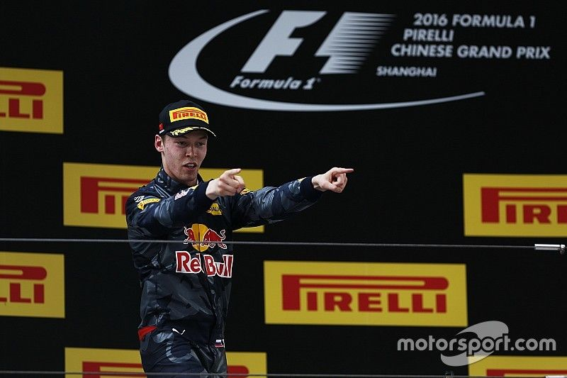 Rentree Kvyat bij Toro Rosso komt steeds dichterbij