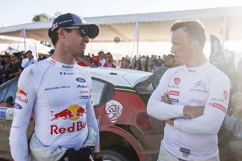"""Kris Meekes Entlassung für WRC-Rivale """"ein Schock"""""""
