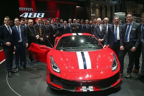 Les 15 voitures les plus marquantes du Salon de Genève