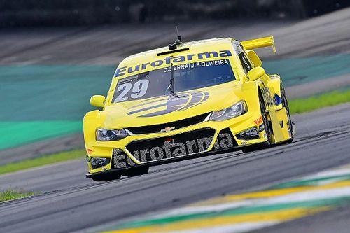 "Serra/Oliveira se surpreendem com pole ""inesperada"""