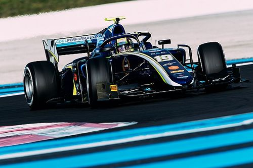 Norris leads Carlin 1-2 on Day 2 of Paul Ricard test