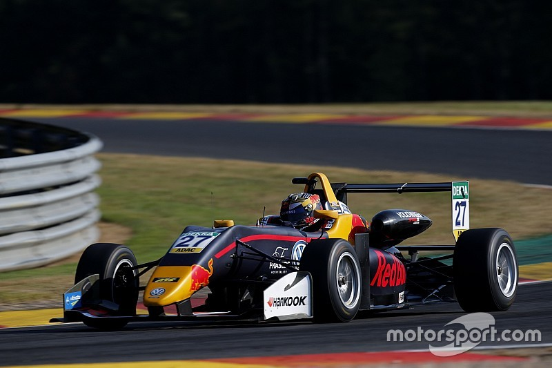 فورمولا 3 الأوروبية: تيكتوم يفوز بسباق سبا الثاني ويتصدّر البطولة