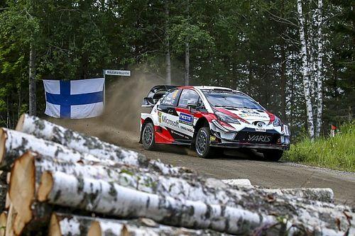 Rallye Finnland: Ott Tänak fährt den Verfolgern davon