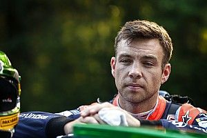 Paddon to miss Rally Finland after test accident