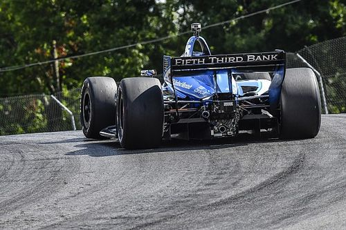 Mid-Ohio IndyCar: Local hero Rahal tops third practice