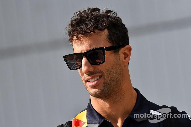 Ricciardo na goede vrijdag: Kunnen ons nu geen derde startrij veroorloven