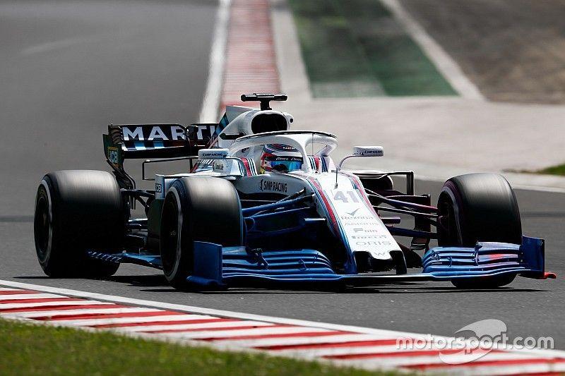منع فرق الفورمولا واحد من اختبار أجنحة 2019 في تجارب نهاية الموسم