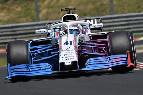 F1 teams debut prototype 2019 front wings