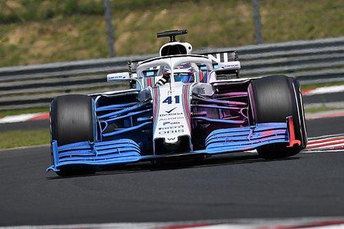 Formel-1-Test Budapest: Die besten Bilder vom Dienstag