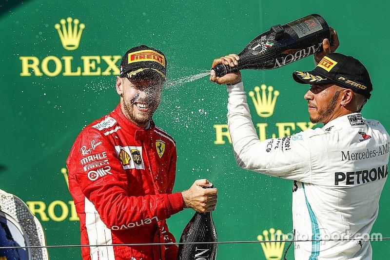"David Coulthard begeistert: Vettel gegen Hamilton ist ""epochal"""