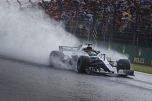 Videón Hamilton lenyűgöző pole köre a Hungaroringről