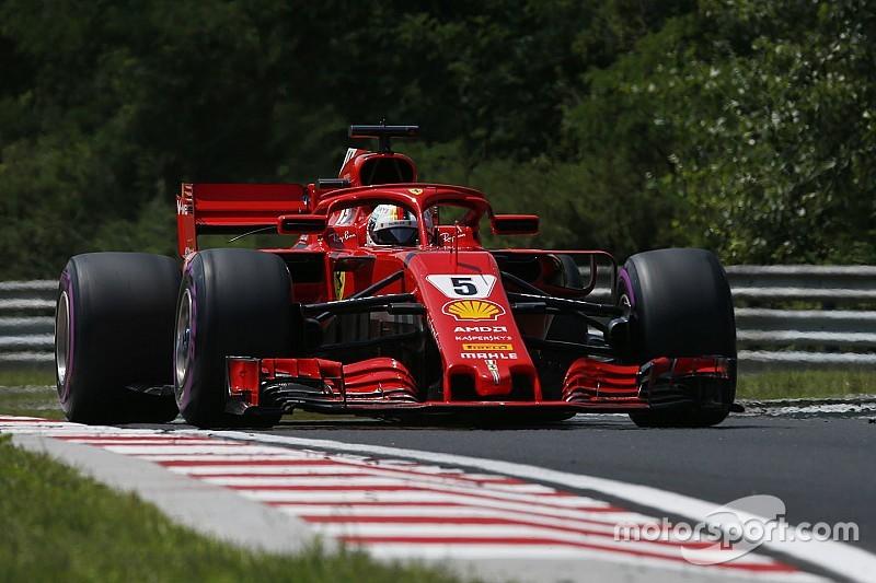 【動画】F1第12戦ハンガリーGPフリー走行3回目ハイライト