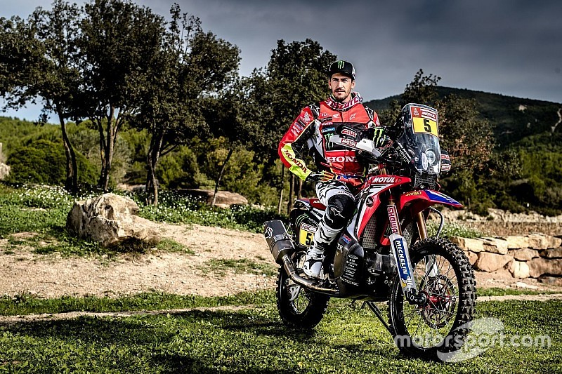"""Barreda: """"No me obsesiona ganar el Dakar"""""""