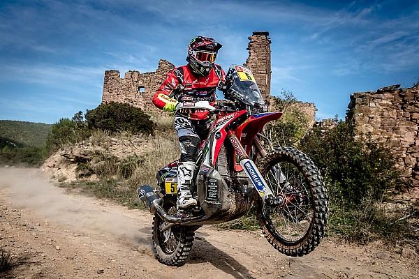 Dakar Ultime notizie Dakar, clamoroso: rubata una Honda della HRC all'imbarco di Le Havre!