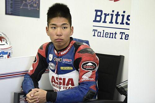 Kazuki Masaki debut Moto3 semusim penuh