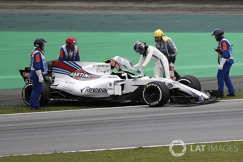 Williams, sostituito il cambio a Stroll: 5 posizioni di penalità in griglia