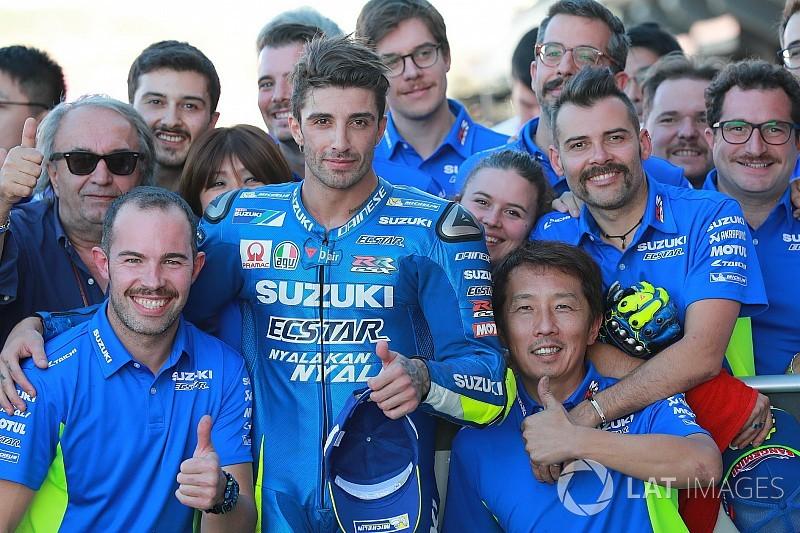 """Iannone: """"Finalmente la Suzuki y yo empezamos a entendernos"""""""