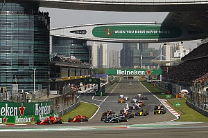 2019年F1正式版赛历出炉,中国大奖赛将迎历史性时刻
