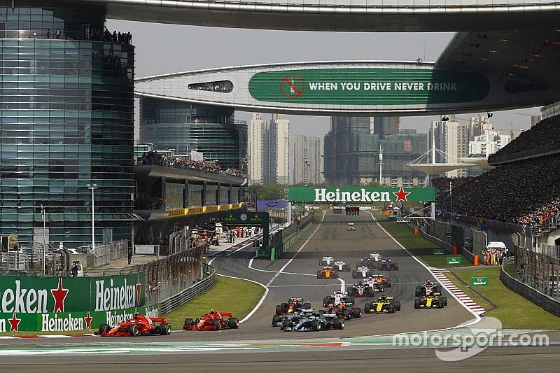"La F1 ""aimerait"" un second Grand Prix en Chine"