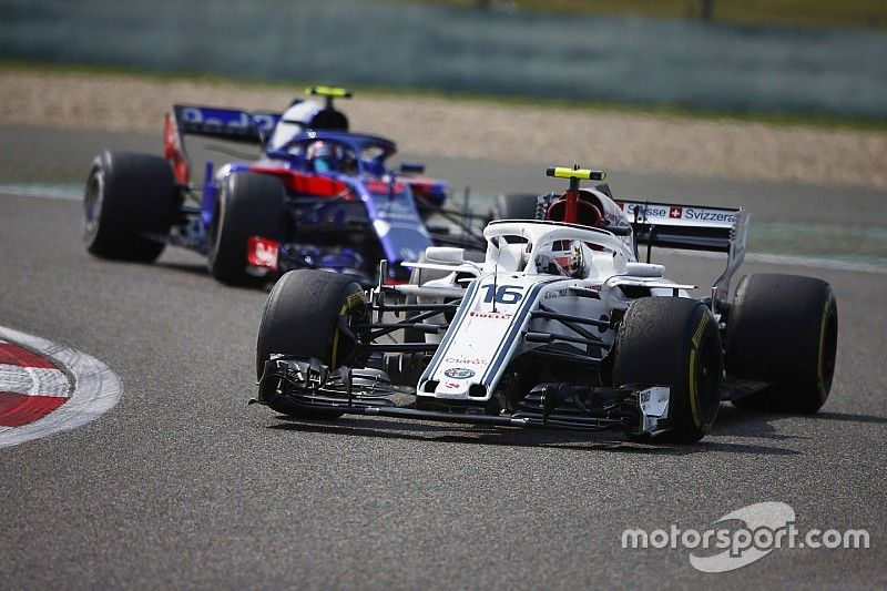 """Gasly: """"Sauber marca la diferencia con el apoyo de Ferrari"""""""